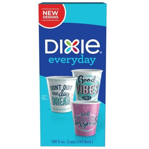 Dixie Everyday Multi-Purpose Cups - 5oz/100ct