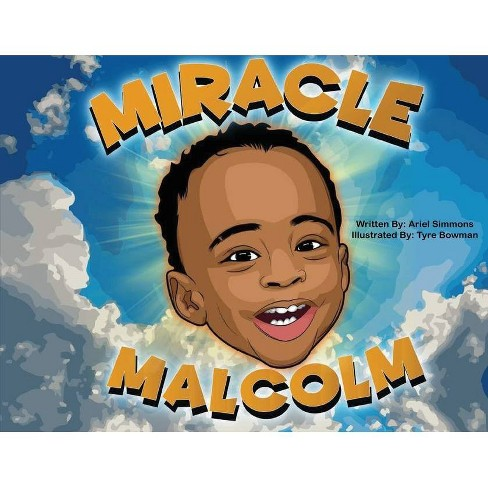 Miracle Malcolm - by  Ariel Simmons (Paperback) - image 1 of 1