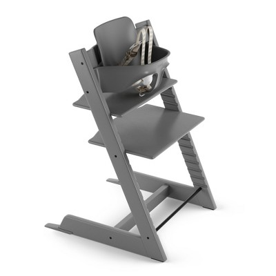 Stokke Tripp Trapp High Chair - Storm Gray