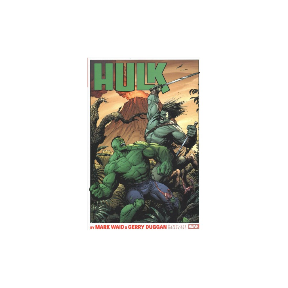 Hulk the Complete Collection - (Paperback)