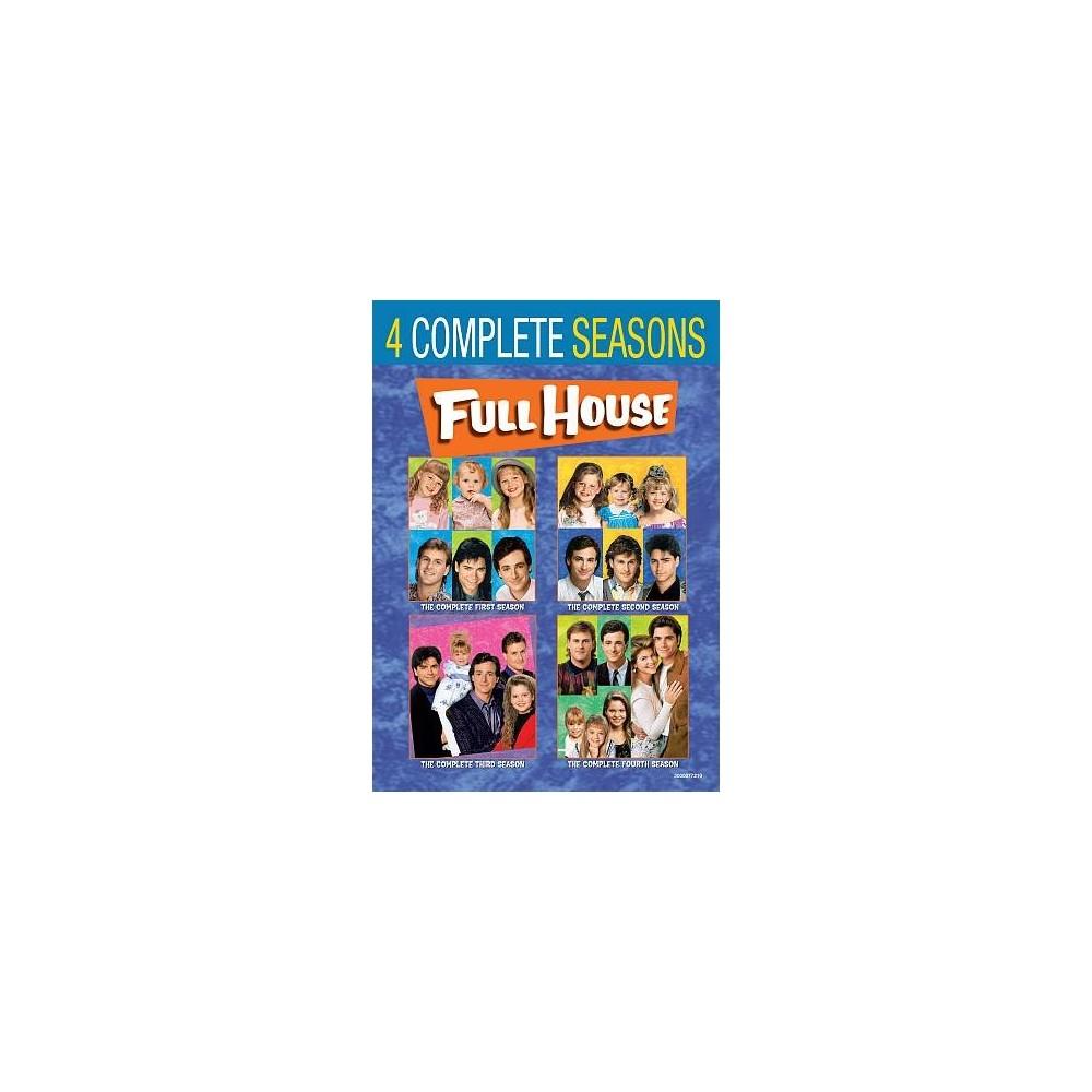 Full House:Seasons 1-4 (Dvd)