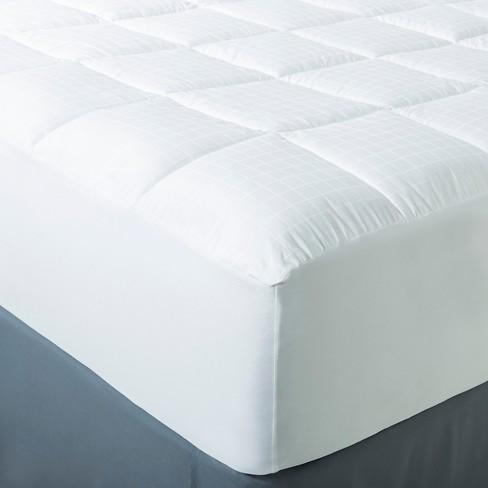 Candice Olson Mattress Pad - White - image 1 of 3