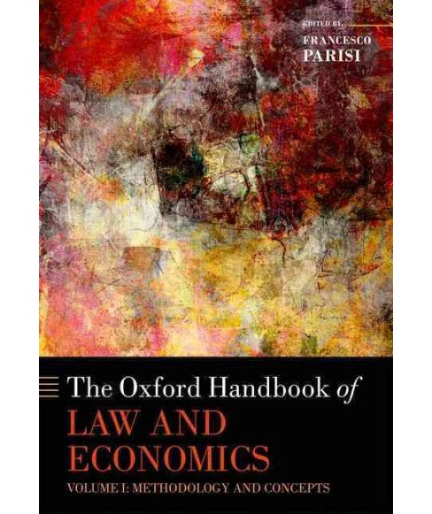 Oxford Handbook of Law and Economics -  (Hardcover) - image 1 of 1