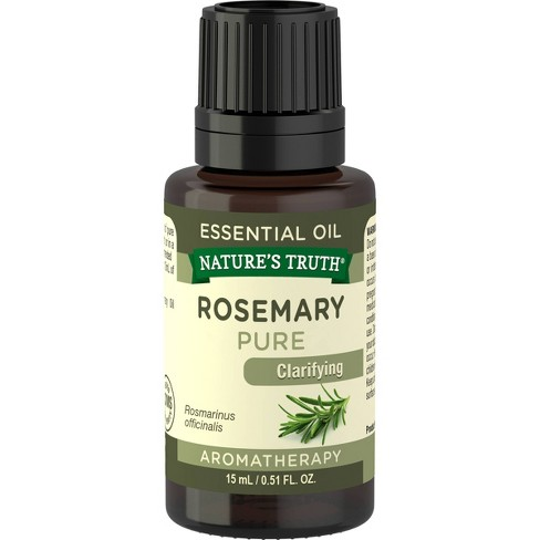Nature's Truth Rosemary Aromatherapy Essential Oil - 0.51 fl oz - image 1 of 4