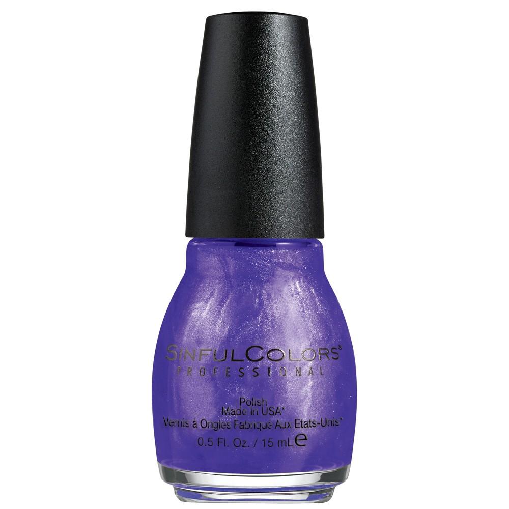 Sinful Colors Nail Polish - Let's Talk - 0.5 fl oz