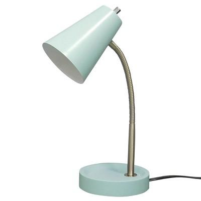 task lamp aqua lamp only room essentials target rh target com