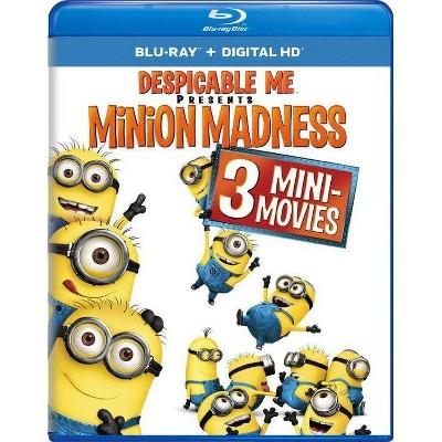 Despicable Me Presents: Minion Madness (Blu-ray)(2016)