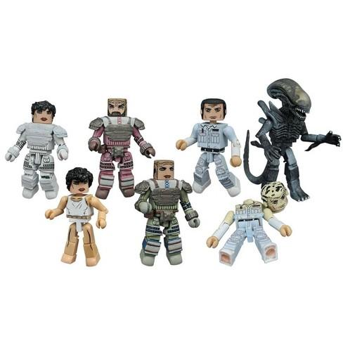 Aliens Minimates Series 3, Sealed Case of 12 - image 1 of 1