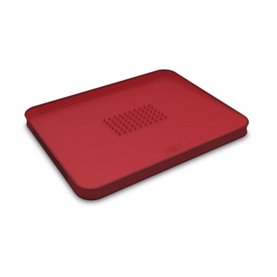 Joseph Joseph Cut and Carve Multi Function Cutting Board - Red