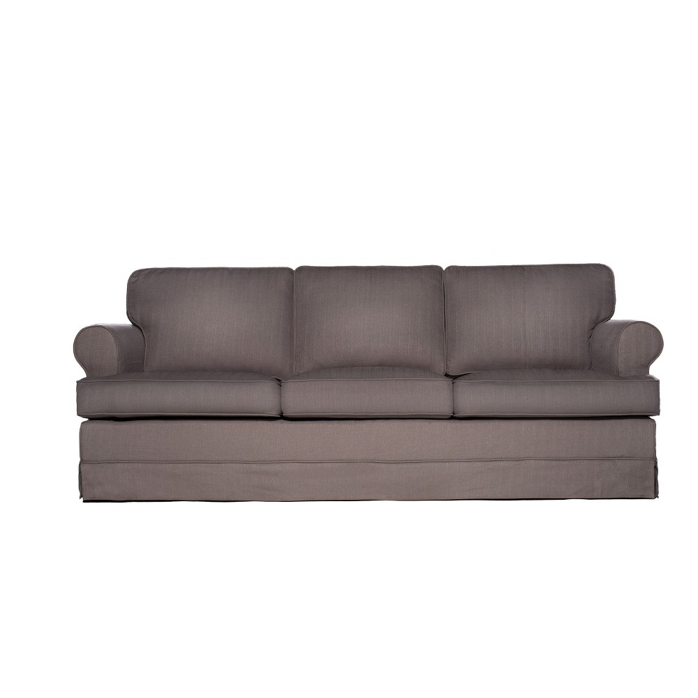 Everett Sofa Gray - Sofas 2 Go