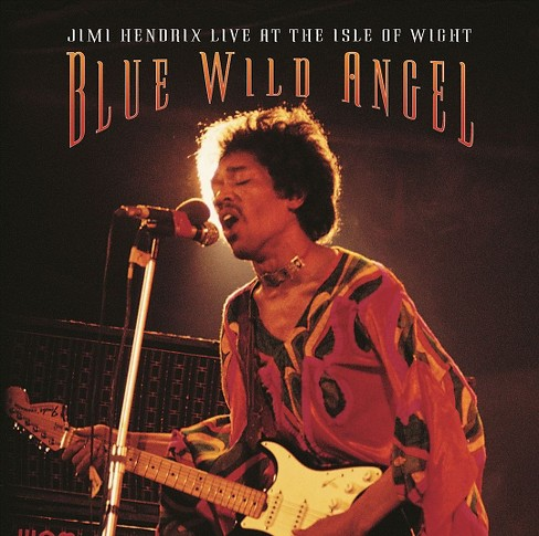 Jimi hendrix - Blue wild angel:Live at the aisle of (CD) - image 1 of 1
