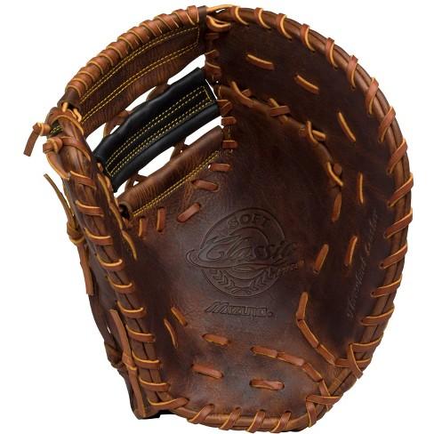 aa3370fef5a Mizuno Classic Pro Soft Baseball First Base Mitt 12.5