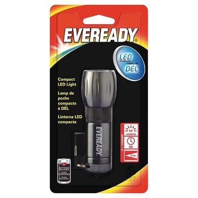 Eveready LED Pocket Flashlight, Metal