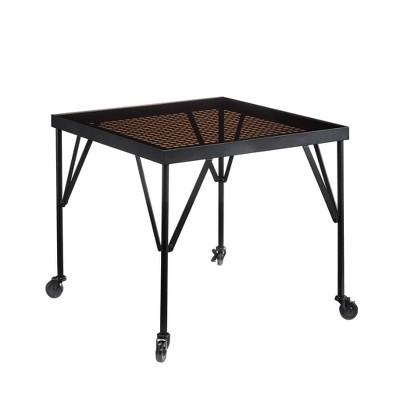 Boulevard Cafe Dining Table Black - Sauder