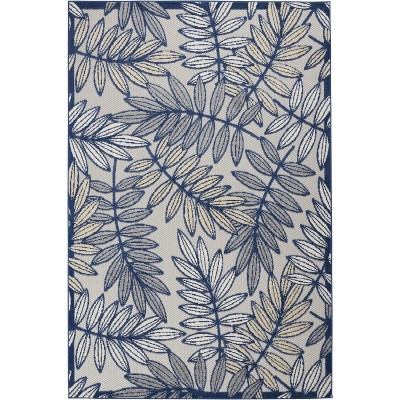 Nourison Aloha ALH18 Indoor/Outdoor Area Rug