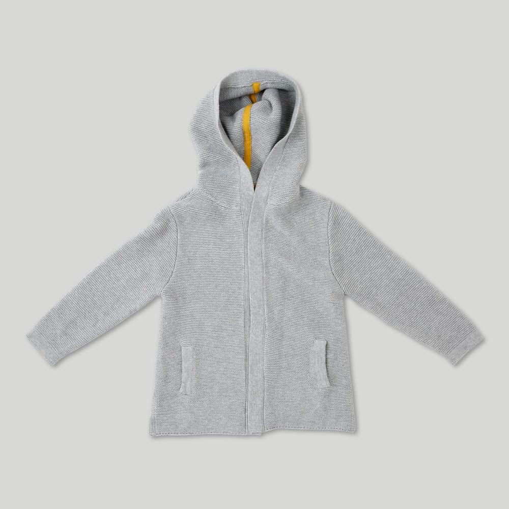 Image of Toddler Boys' Afton Street Cardigan Sweater - Ivory - 12 Months, Boy's, Beige