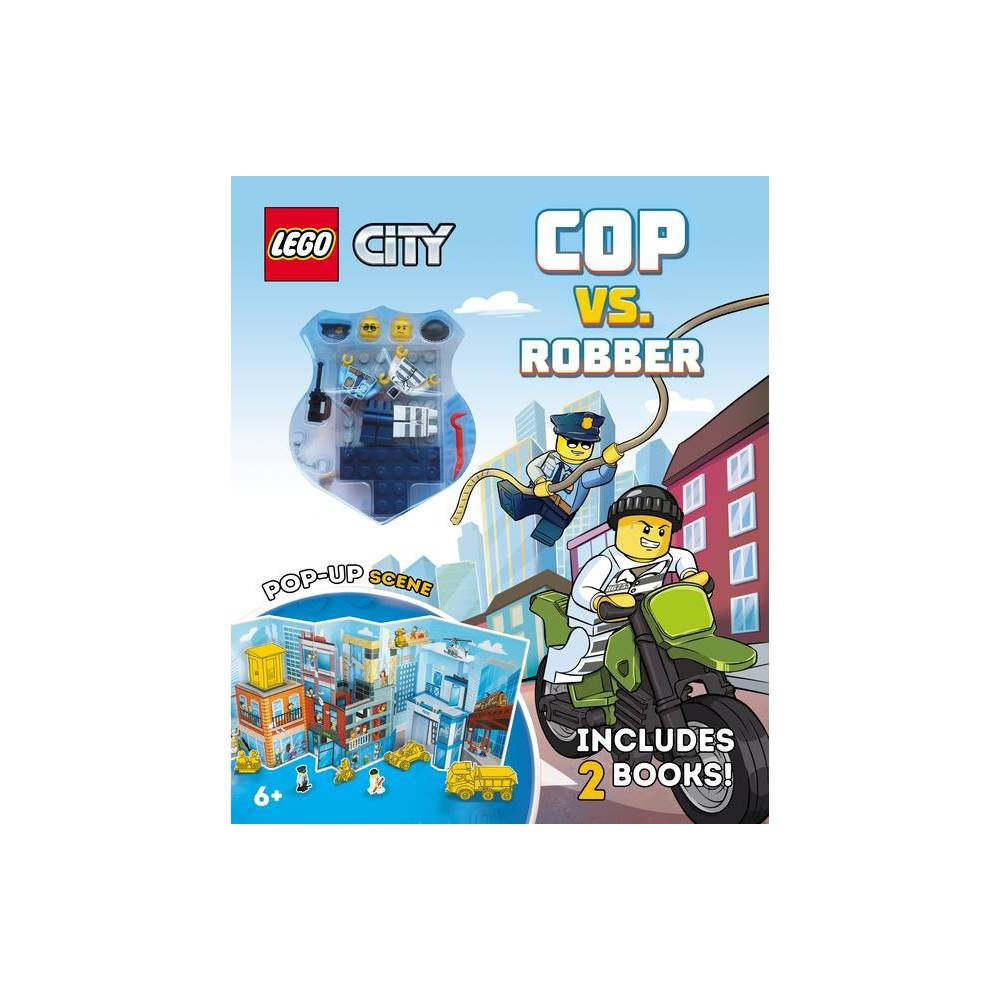 High Speed Chase Cop Vs Robber Lego Mixed Media Product