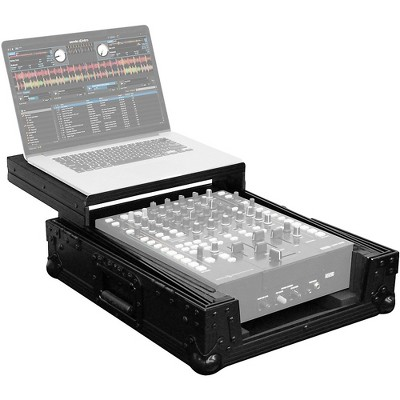 "Odyssey FZGS12MX1BL Black 12"" DJ Mixer Case"
