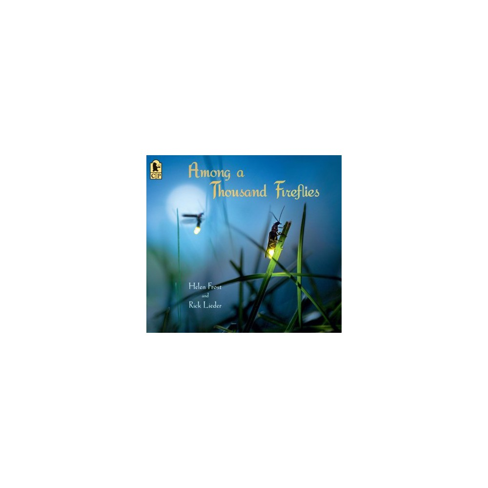 Among a Thousand Fireflies : Poems - by Helen Frost (Paperback)