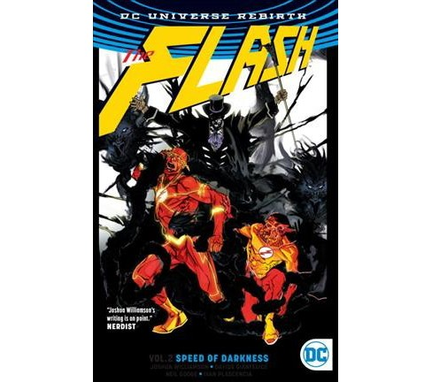 Flash 2 : Speed of Darkness (Paperback) (Joshua Williamson) - image 1 of 1