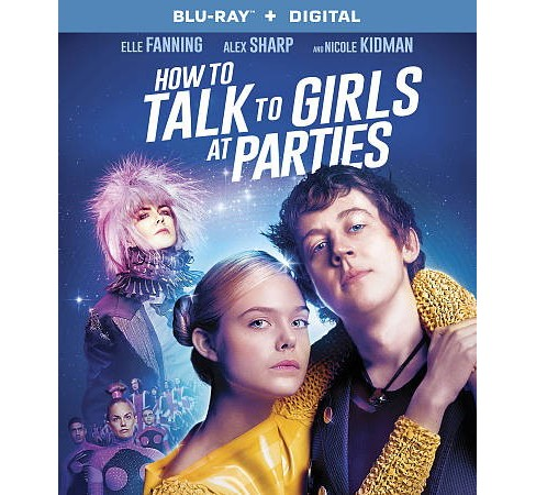 How To Talk To Girls At Parties (Blu-ray) - image 1 of 1