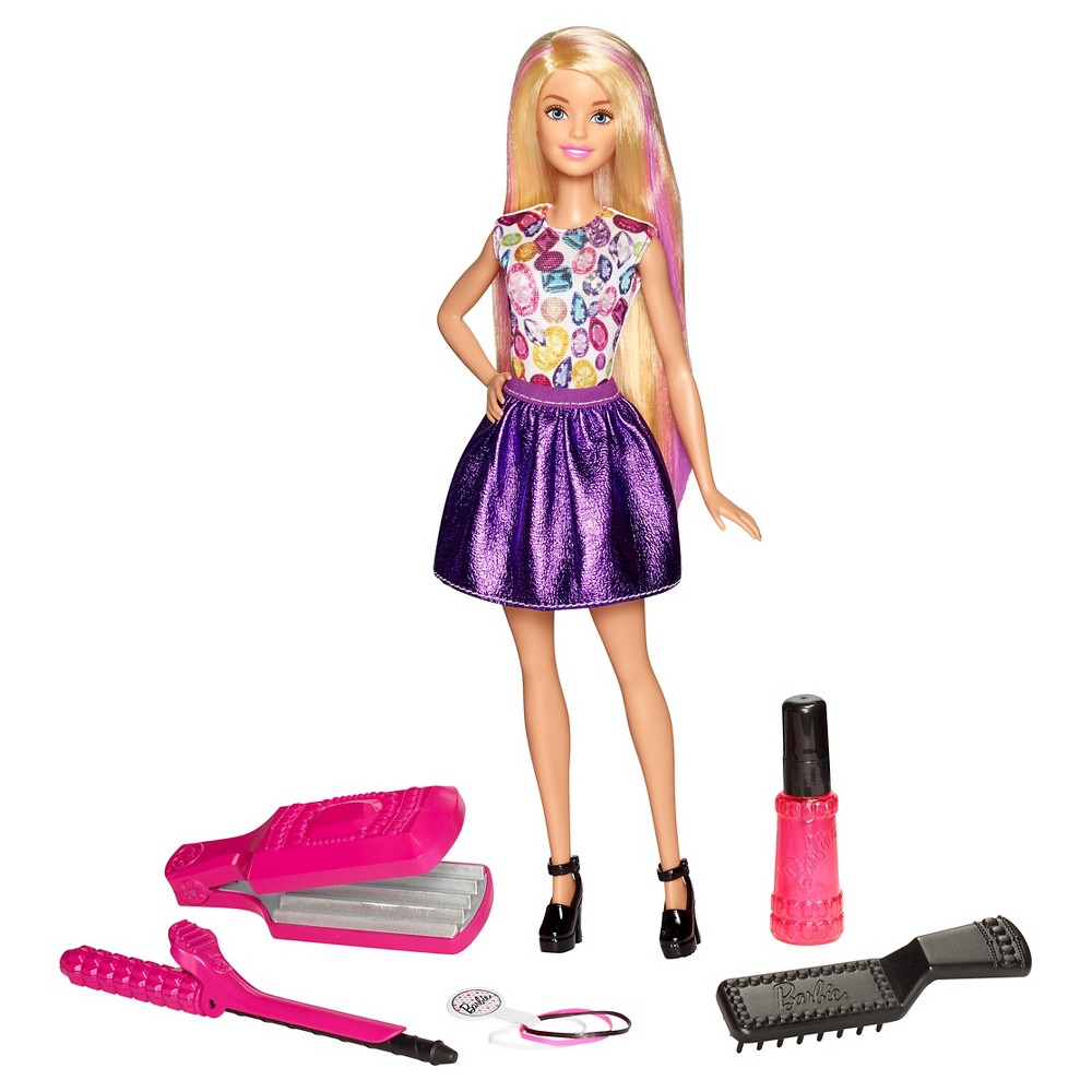 Barbie Hair Color Change Doll Dolls Compare Prices At Nextag