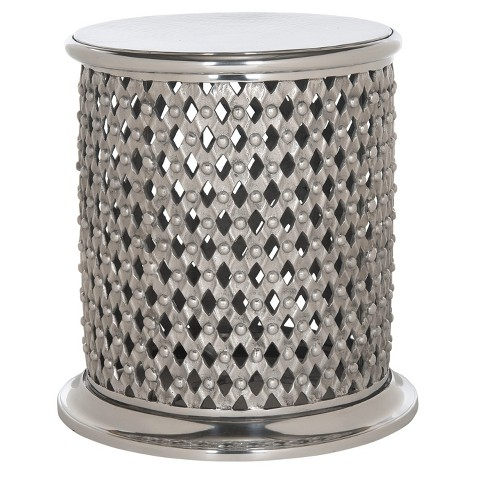 Accent Table Silver - Safavieh® - image 1 of 3