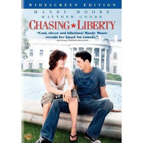 Chasing Liberty (DVD) - image 1 of 1