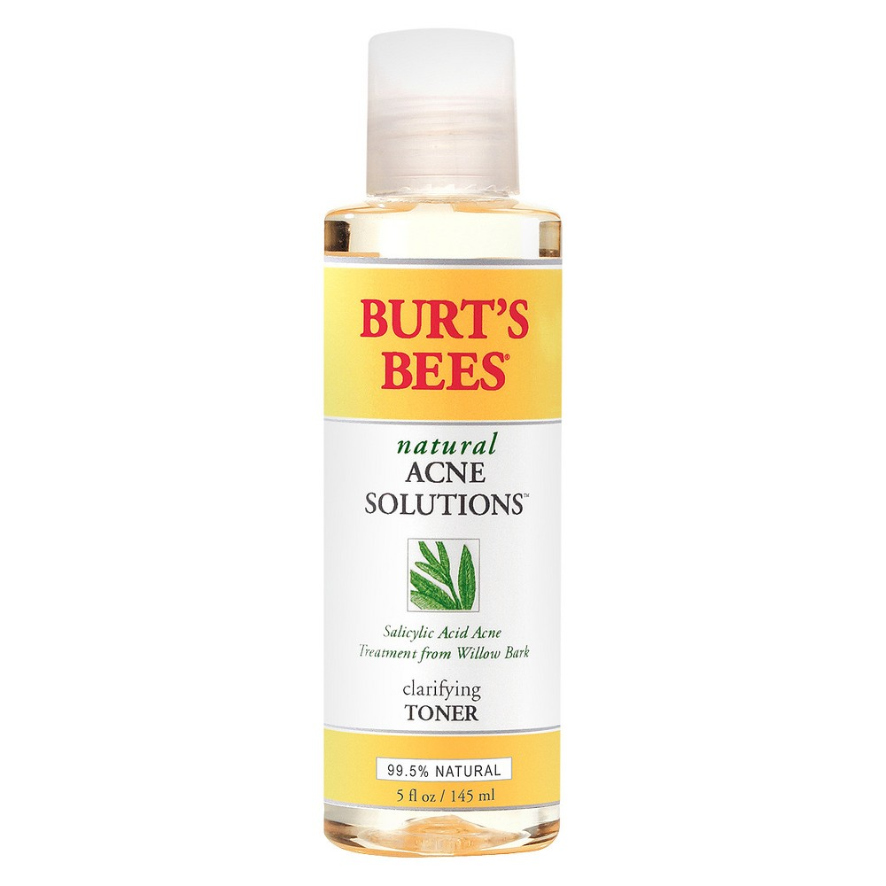 Burt's Bees Natural Acne Solutions Clarifying Toner - 5 oz