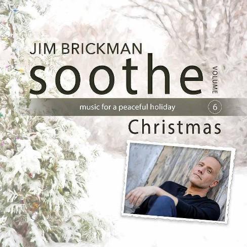 Jim Brickman Soothe Christmas Cd Target