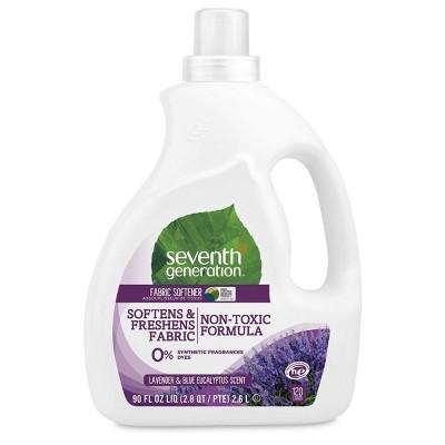 Seventh Generation™ Lavender Fabric Softener - 90 fl oz