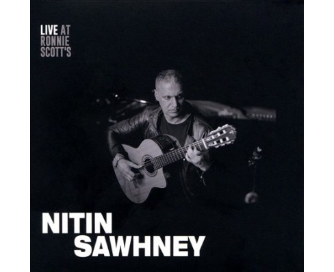 Nitin Sawhney - Live At Ronnie Scott's (CD) - image 1 of 1