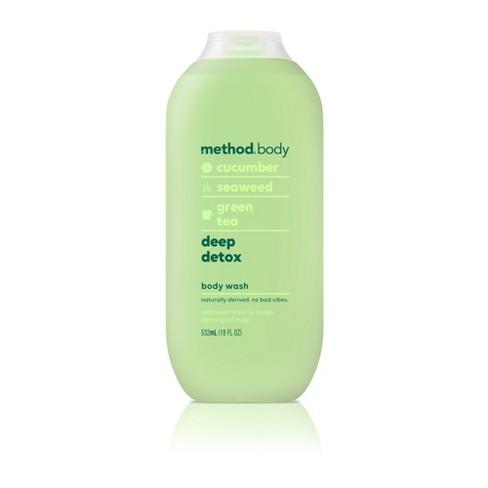 Method Body Wash Deep Detox - 18 fl oz - image 1 of 3