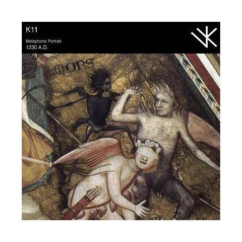 K11; Begne - Metaphonic Portrait 1230 A.D. (CD) - image 1 of 1