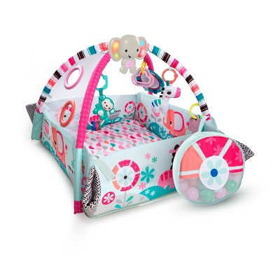 Bright Starts Activity Gym Pink