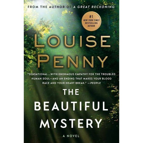 The Beautiful Mystery - (Chief Inspector Gamache Novels) by  Louise Penny (Paperback) - image 1 of 1