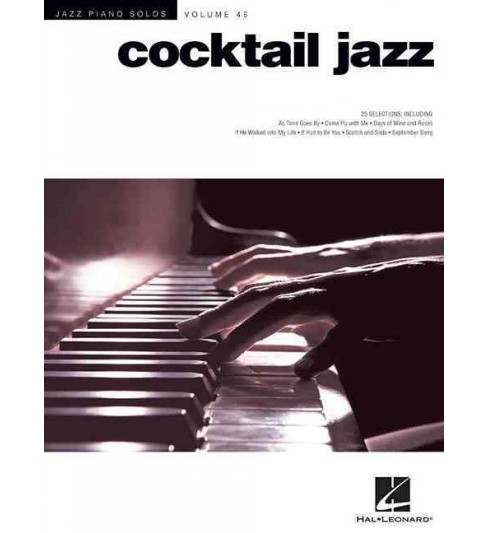 Cocktail Jazz (Paperback) - image 1 of 1