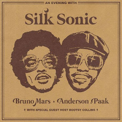Silk Sonic (Bruno Mars & Anderson Paak) - An Evening with Silk Sonic (CD)