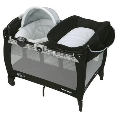 Graco® Newborn Napper with Soothe Surround Playard - Teigen
