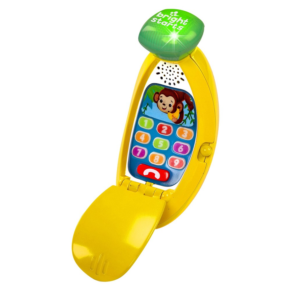 Bright Starts Lights, Lights Baby Giggle & Ring Phone