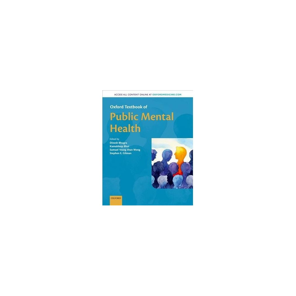 Oxford Textbook of Public Mental Health - 1 Har/Psc (Hardcover)