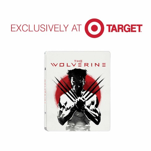 The Wolverine (Blu-ray) (MetalPak) - Only at Target - image 1 of 2