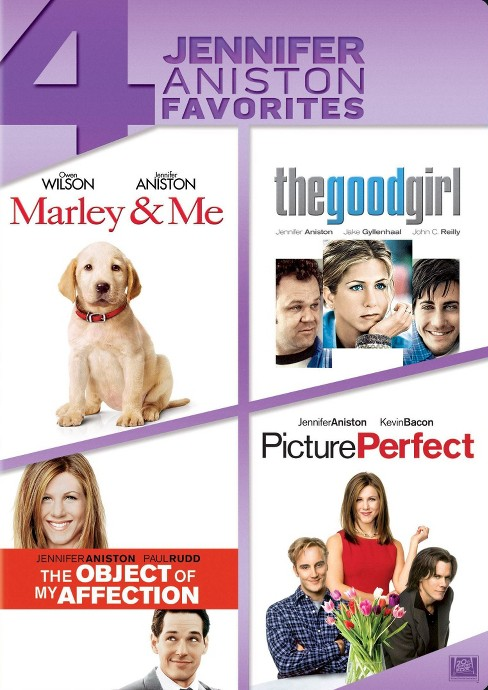 Marley & Me/The Good Girl/The Object of My Affection/Picture Perfect (4 Discs) (dvd_video) - image 1 of 1