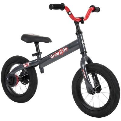 "Huffy Grow 2 Go Conversion 12"" Kids' Balance Bike"
