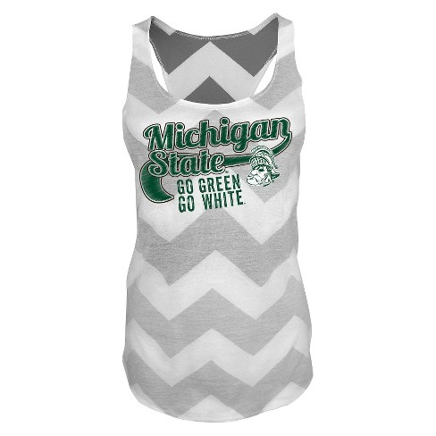 Michigan State Spartans Women's Tank Top - image 1 of 1