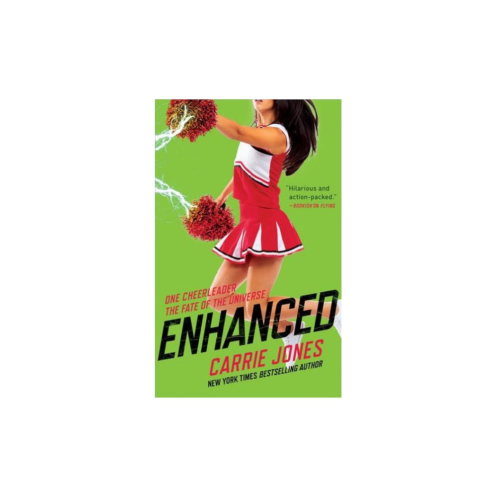 Enhanced - Unabridged (Flying) by Carrie Jones (CD/Spoken Word)