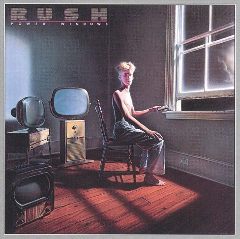Rush - Power windows (Vinyl) - image 1 of 1