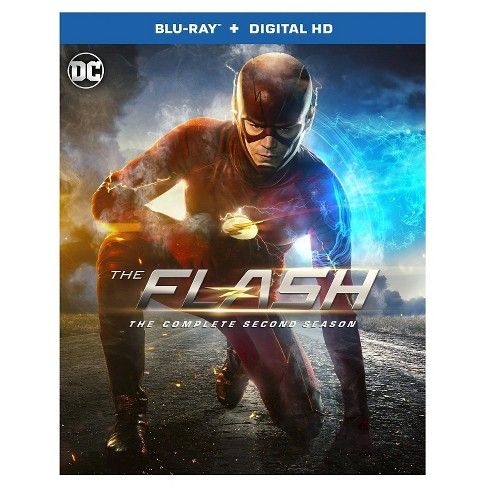 The Flash - Season 2 (Blu-ray+ UltraViolet) - image 1 of 1