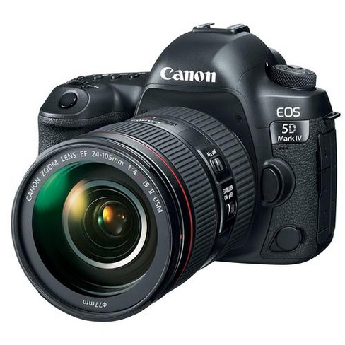 Canon EOS 5D Mark IV with EF 24-105mm f/4L IS II USM Lens - image 1 of 4