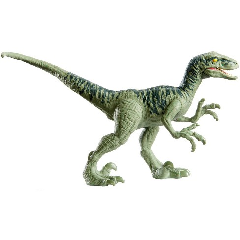 Jurassic World 2 Fallen Kingdom Attack Pack DINOSAUR Velociraptor Fast Shipping